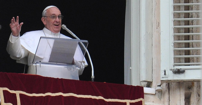 Papa Francesco: Angelus Domenicale (19 marzo 2017)