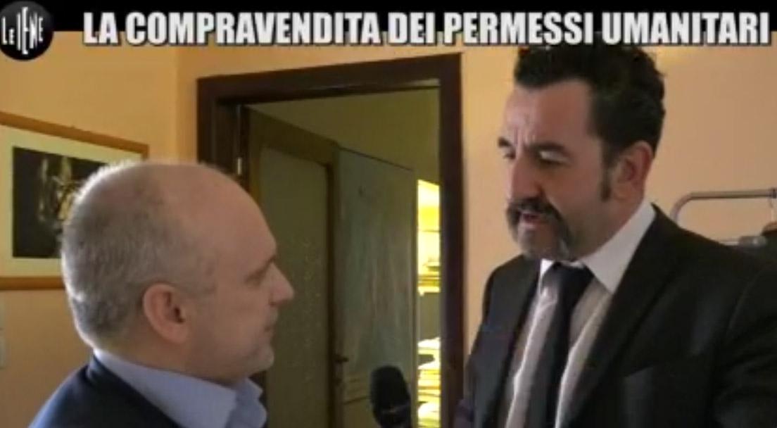 Compravendita Permessi Umanitari: Servizio Le Iene Luigi Pelazza (29 marzo)