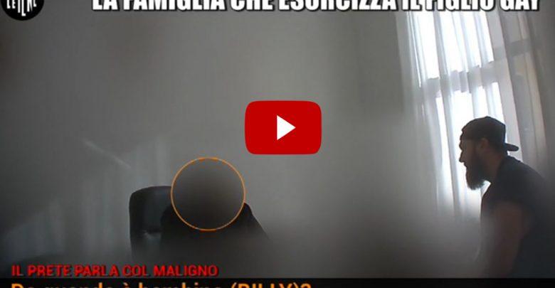 Ragazzo Gay Esorcizzato a Le Iene: Servizio Nina Palmieri (Video 12 marzo 2017)