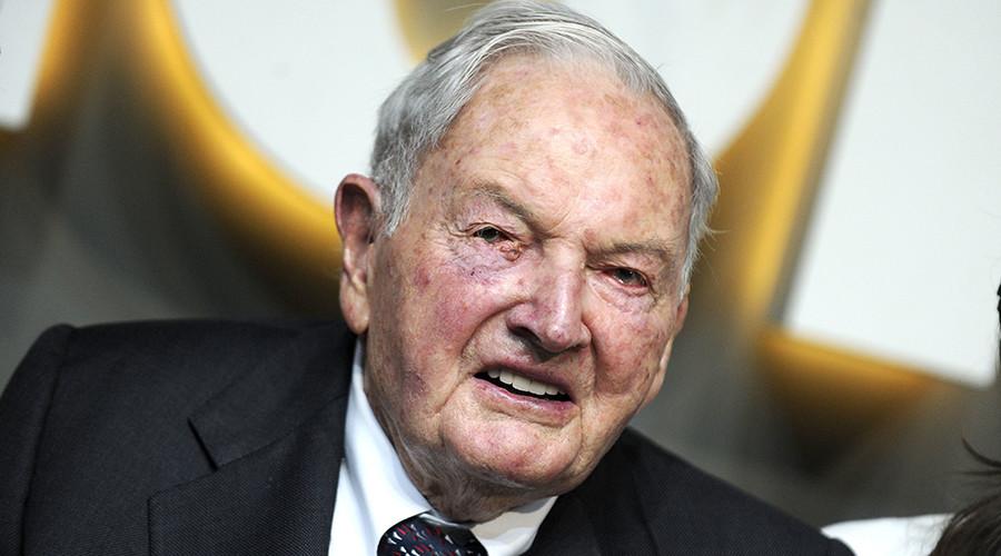 David Rockefeller Morto: il banchiere aveva 101 anni