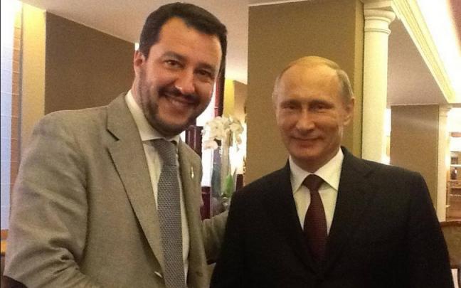 Lega Nord e Putin, Accordo siglato oggi: cosa prevede?