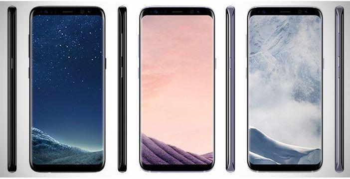Samsung Galaxy S8 e S8 Plus: data, prezzo e caratteristiche