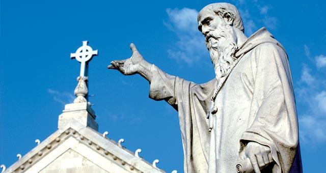 Santo del Giorno, oggi 21 marzo: San Benedetto da Norcia 2