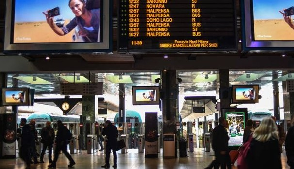 Sciopero Treni 8 marzo 2017: Orari e Fasce Garantite