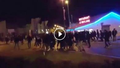 Photo of Lione-Roma, Scontri tra Tifosi (Video)