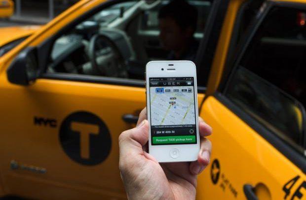 Taxi Contro Uber: Servizio Le Iene 22 marzo 2017