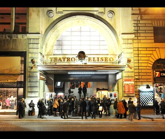 Teatro Eliseo di Roma Chiude? L'annuncio di Barbareschi