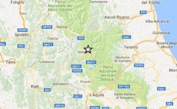Terremoti INGV Lista in Tempo Reale, scosse di oggi (27 marzo 2017)