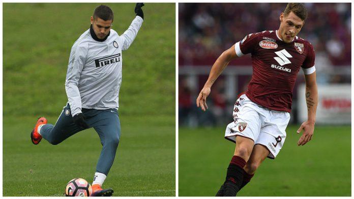 Torino-Inter, Probabili Formazioni (Serie A 29a Giornata)