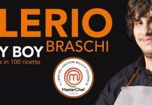 MasterChef 6: Valerio Braschi pubblica un Libro di Ricette
