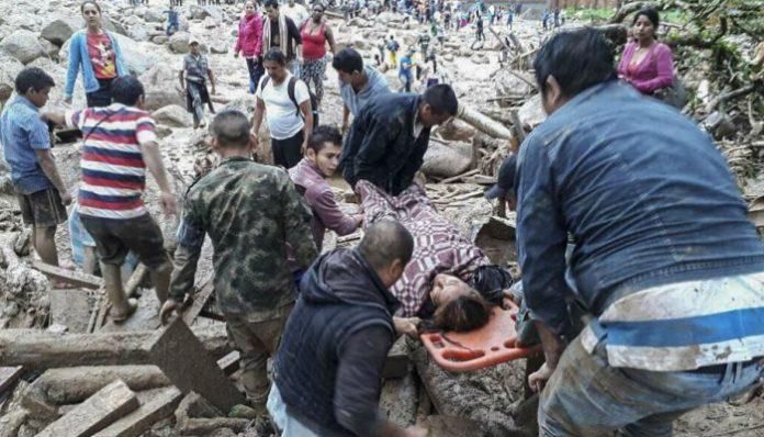 Colombia Alluvione: due italiani dispersi, oltre 250 morti