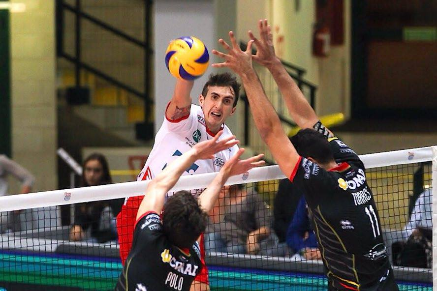 Andrea Galliani Gi Group Monza pallavolo