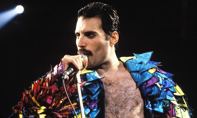 Biopic Freddie Mercury 2018