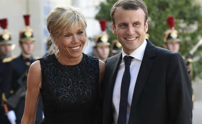 Brigitte Trogneux moglie Macron