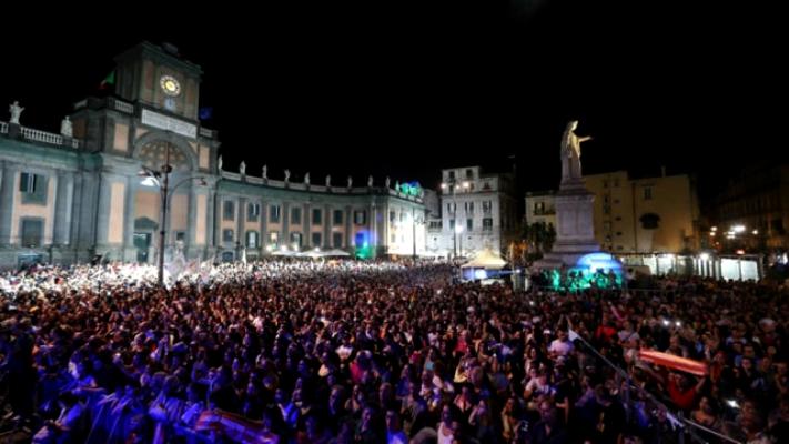 Concerto 1 Maggio 2017 Piazza Dante Napoli