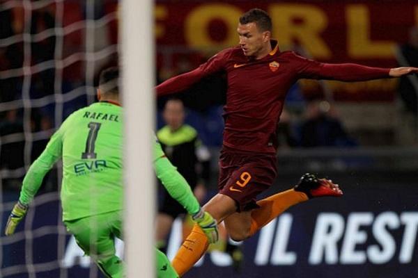 Roma, Dzeko ha già detto sì al Chelsea. Batshuayi pista fredda
