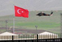 Elicottero precipitato in Turchia