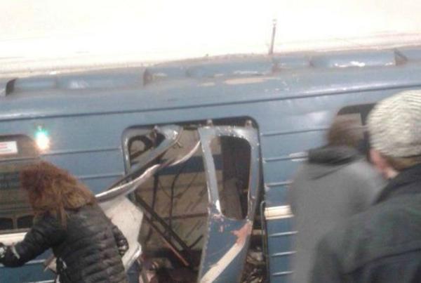 Esplosione Metro a San Pietroburgo: dieci Morti