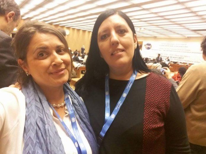 Consiglio Diritti Umani a Ginevra: l'intervento di Giorgia Butera e Sara Baresi 1