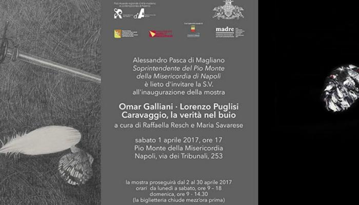 """""""Verità nel buio"""", Mostra su Caravaggio a Napoli fino al 30 aprile 2017 2"""