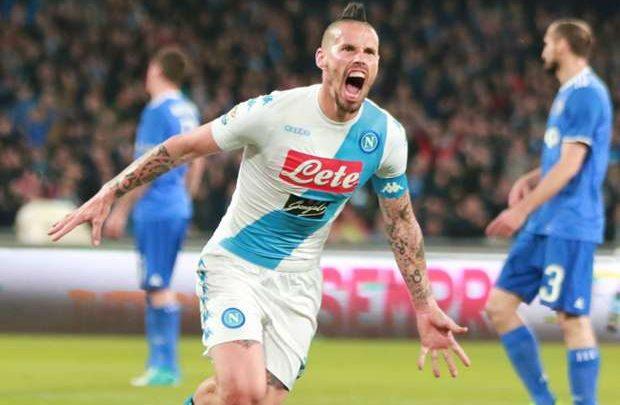 Napoli-Juventus 1-1 Risultato Finale