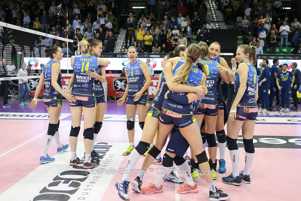 Play Off Pallavolo Imoco Conegliano Semifinale