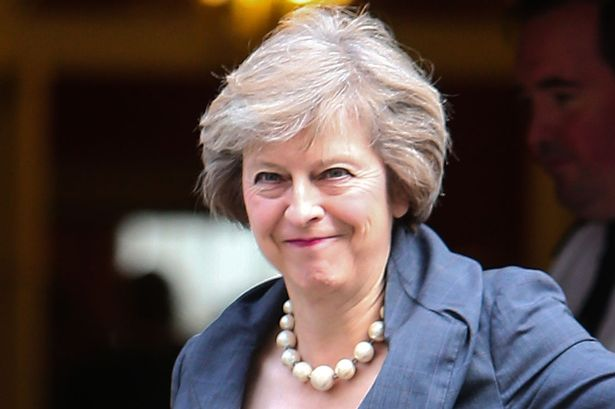 Premier Theresa May Regno Unito