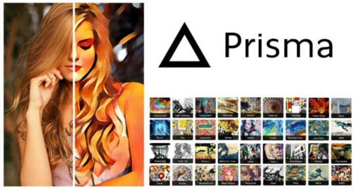 Prisma, l'app per modificare Foto e Video su iOS