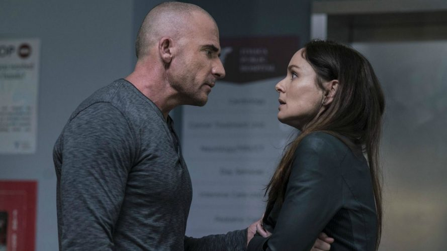 Prison Break 5, Spoiler Prima Puntata: che fine ha fatto Michael Scofield?