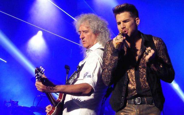 Queen Adam Lambert Concerto