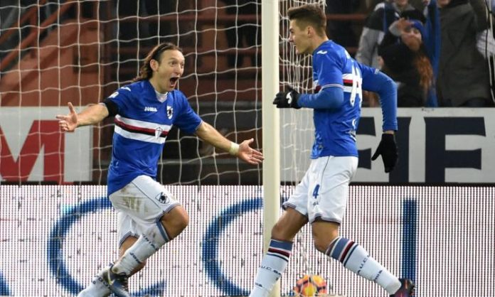 Video Gol Inter-Sampdoria 1-2: Highlights, Sintesi e Tabellino