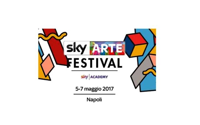 Sky Arte Festival Napoli 2017