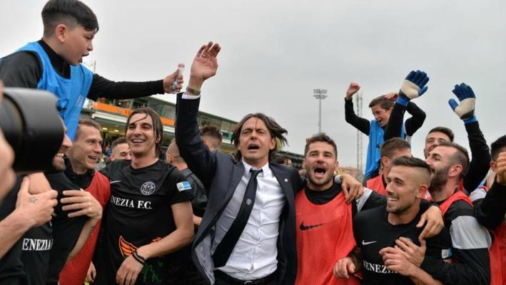 Venezia promosso in Serie B