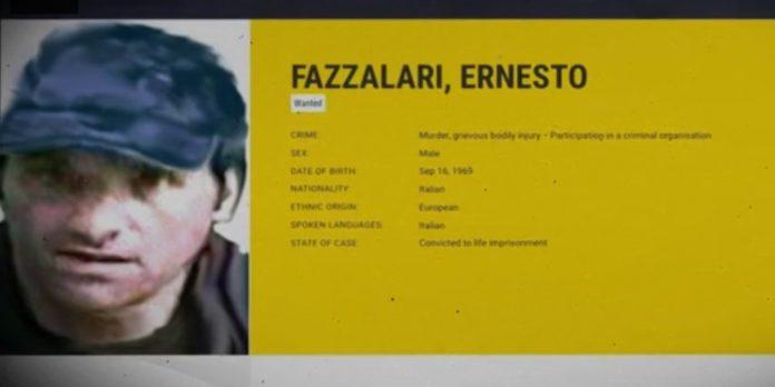 Ernesto Fazzalari, Arresto Latitante 'Ndrangheta: Servizio Le Iene Giulio Golia (2 aprile)