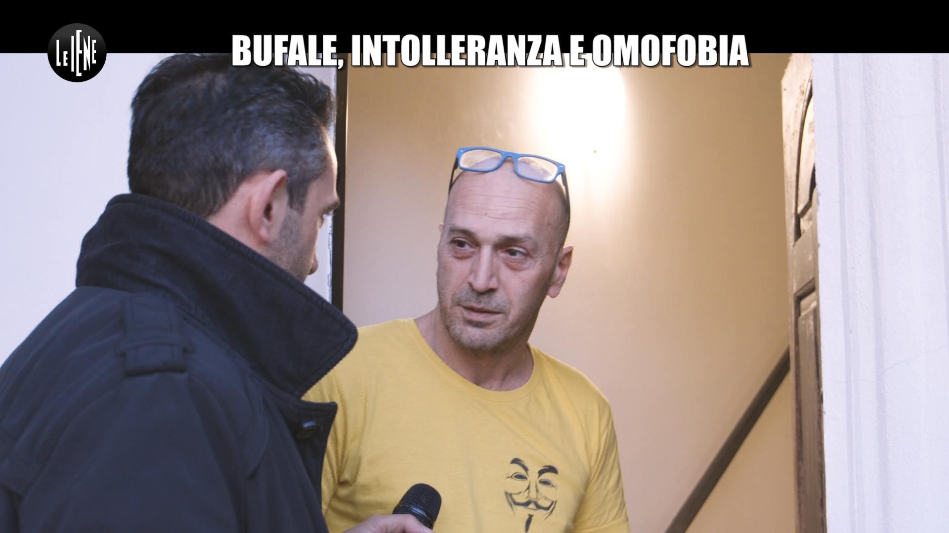 Vincenzo Todaro a Le Iene: Serivizio Matteo Viviani (2 aprile)