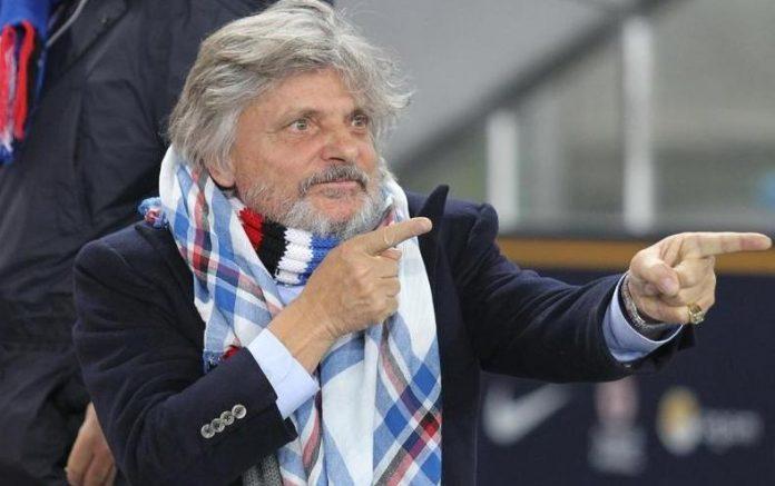 Ferrero non è più Presidente della Sampdoria: Presidenza decaduta
