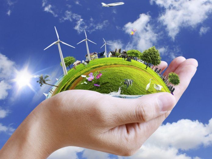 I giovani protagonisti dell'Earth Day con Green Cross