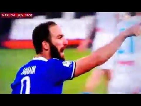 Higuain contro De Laurentiis | Video 2
