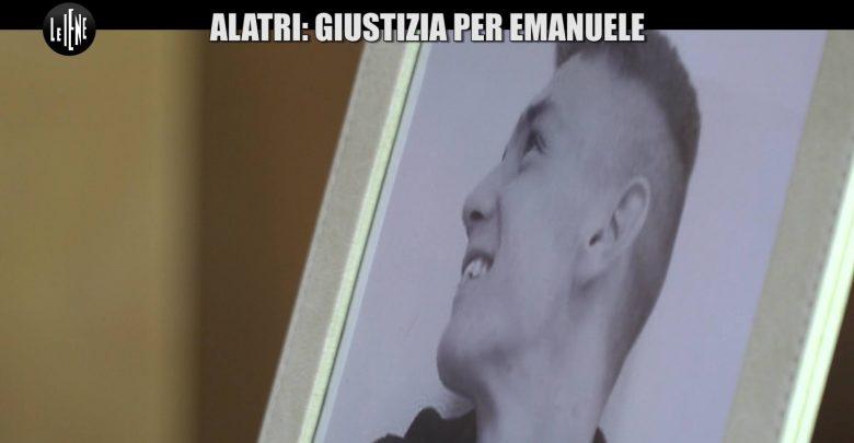 Le Iene, Intervista Sorella Emanuele Morganti su Omicidio Alatri (5 aprile)