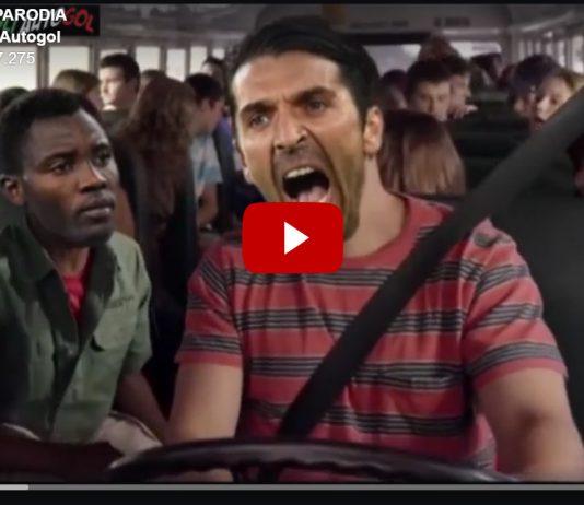 Napoli-Juventus 1-1, Parodia Gli Autogol (Video)