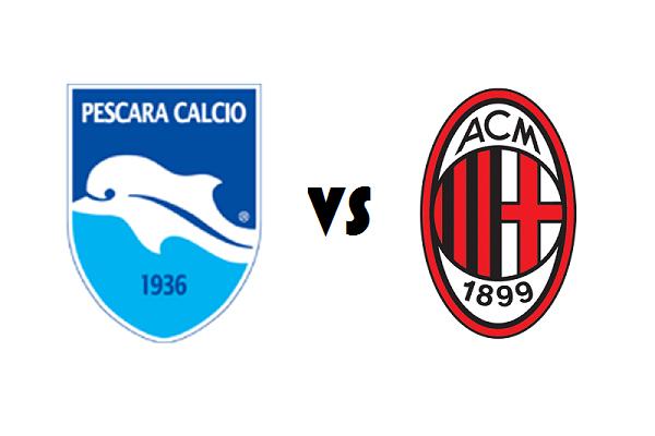 Pescara-Milan 1-1: Risultato Finale 2