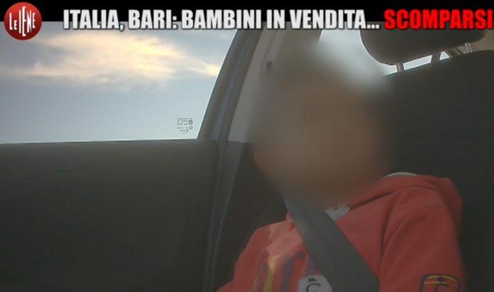 Prostituzione Minorile a Bari: Servizio Le Iene Nadia Toffa (2 aprile 2017)