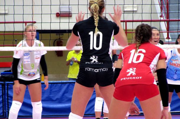 Volley Femminile Serie A1: Play off risultati ottavi di finale 1