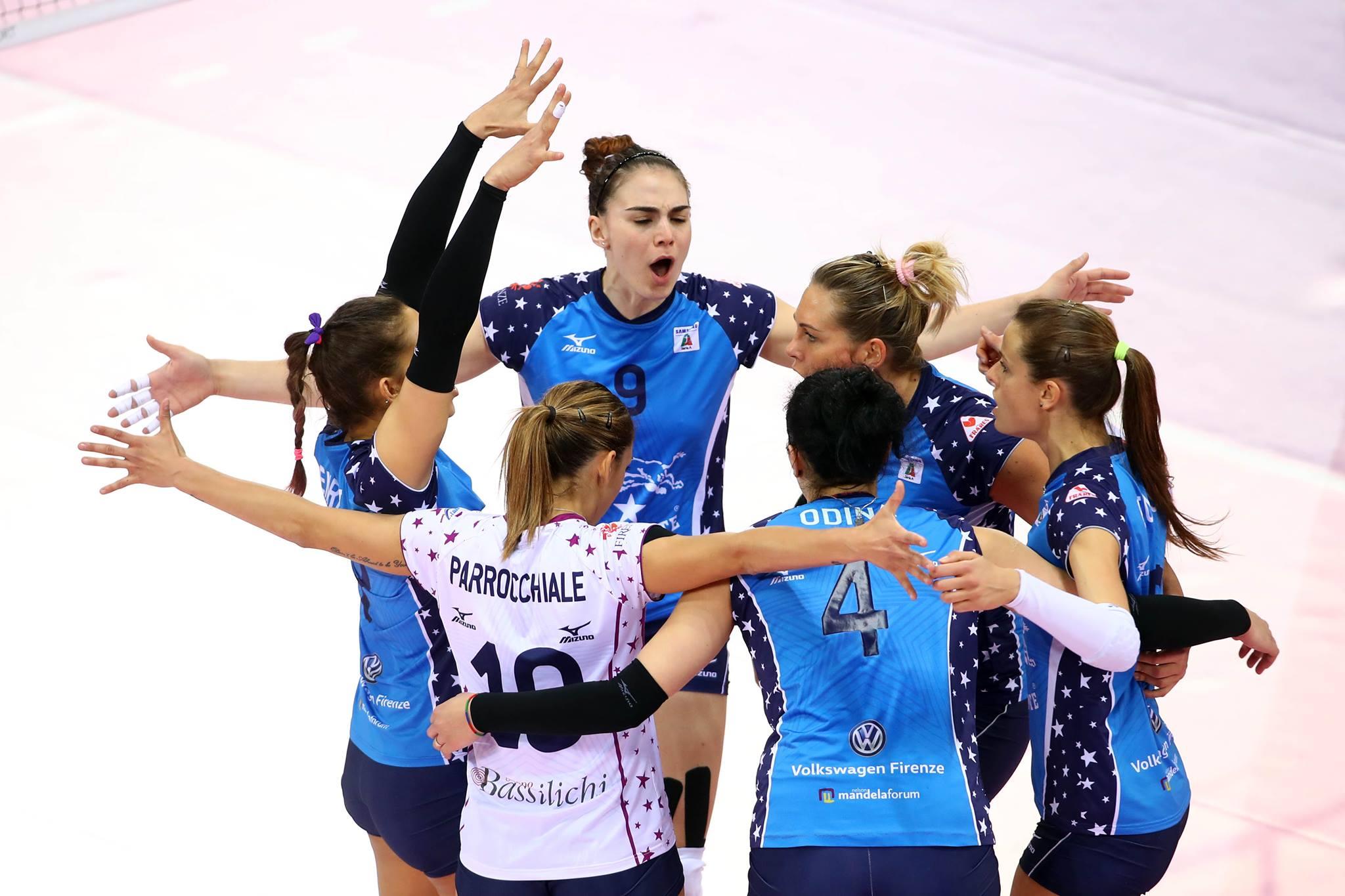 Volley Femminile Serie A1: Play off risultati ottavi di finale 2
