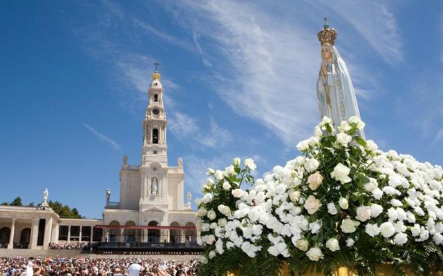 100 anni Madonna di Fatima
