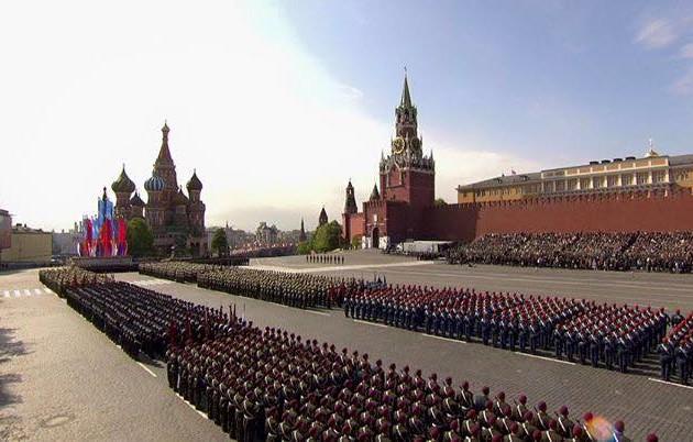 9 maggio Giorno della Vittoria Russia