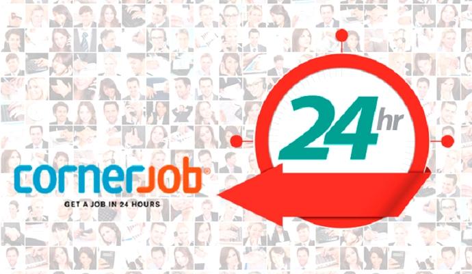 CornerJob app trova lavoro