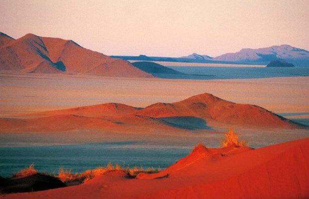 Deserto del Nabim Africa