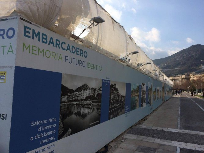 Embarcardero a Salerno