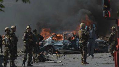 Esplosione Kabul